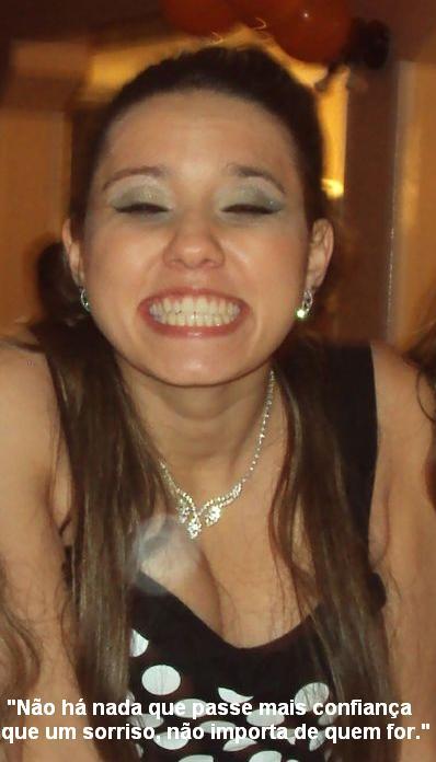 """""""sorriso de Jeanyfer"""""""